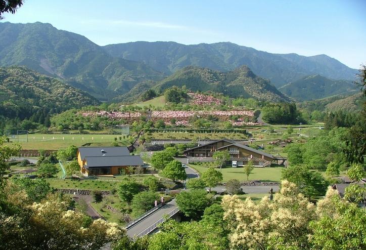 若山牧水記念自然公園